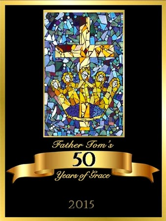 Father Tom's 50 Years of Grace