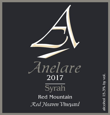 2017 Red Heaven Syrah