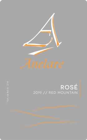 2019 Red Mountain Rose