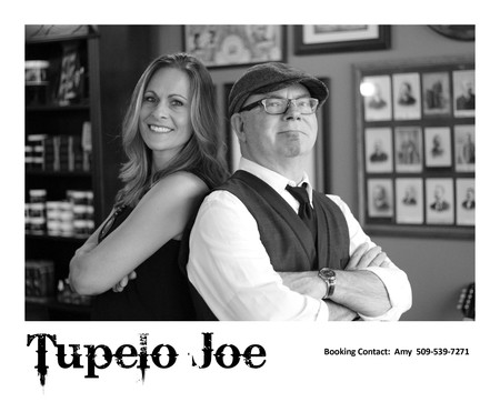 RSVP for Live Music with Tupelo Joe