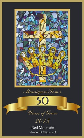 Monsignor Tom's 50 Years of Grace